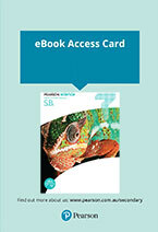 Pearson Science New South Wales  7 Reader+ (Access Card)