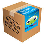 Phonics Bug Phase 3 Pack