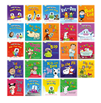 Phonics Bug Phase 2  - Value Pack