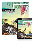 Pearson Humanities Victoria 7 Student Book with Reader+ and Lightbook Starter