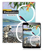 Pearson Humanities Victoria 8 Student Book with Reader+ and Lightbook Starter