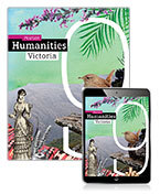 Pearson Humanities Victoria 9 Student Book with Reader+ and Lightbook Starter