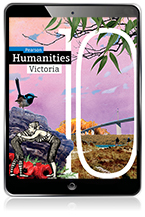 Pearson Humanities Victoria 10 Teacher eBook