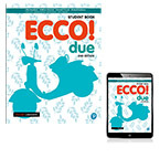 Ecco! due Student Book with Reader+