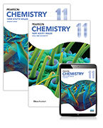 Pearson Chemistry 11 New South Wales Skills & Assessment Book and Student Book with Reader+