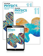Pearson Physics 11 New South Wales Skills & Assessment Book and Student Book with Reader+