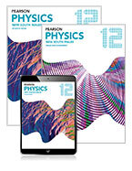 Pearson Physics 12 New South Wales Skills & Assessment Book and Student Book with Reader+