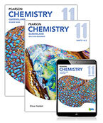 Pearson Chemistry Queensland 11 Skills and Assessment Book + Student Book with Reader+