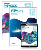 Pearson Physics Queensland 12 Skills and Assessment Book + Student Book with Reader+
