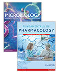 Fundamentals of Pharmacology + Microbiology & Infection Control for Health Professionals