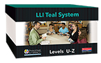 Fountas & Pinnell Leveled Literacy Intervention (LLI) Teal System