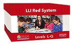 Fountas & Pinnell Leveled Literacy Intervention (LLI) Red System