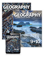 Pearson Geography New South Wales Stage 5 Combo Pack (Includes Student Book, Pearson eBook 3.0 + Activity Book)