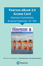 Pearson Humanities and Social Sciences Western Australia  8 eBook (Access Card)