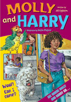 Sailing Solo Blue Level: Molly and Harry (Reading Level 9/F&P Level F)