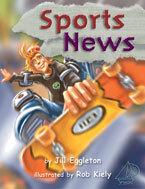 MainSails Level 3: Sports News (Reading Level 29/F&P Level T)