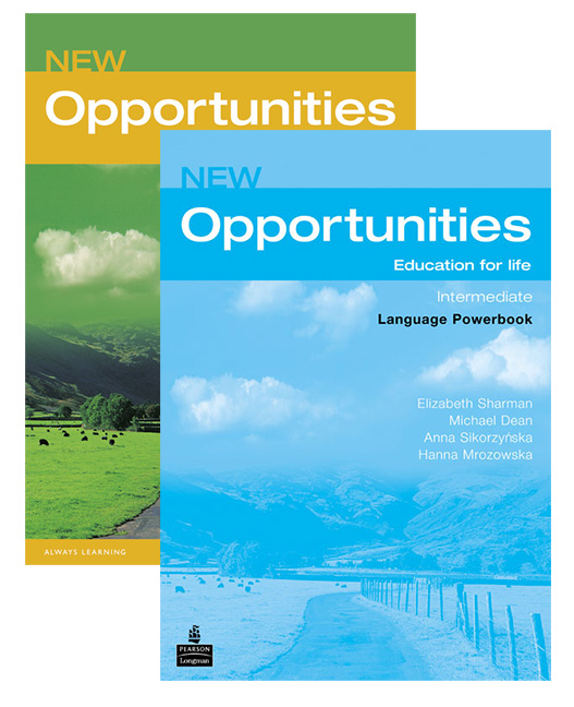 Opportunities Intermediate Student Book + Intermediate Language Powerbook, 2nd Edition