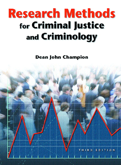term paper for criminology