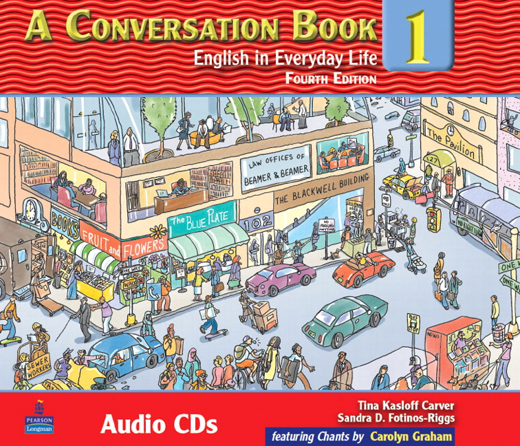 A Conversation Book 1 English In Everyday Life Audio Program 3 Cds