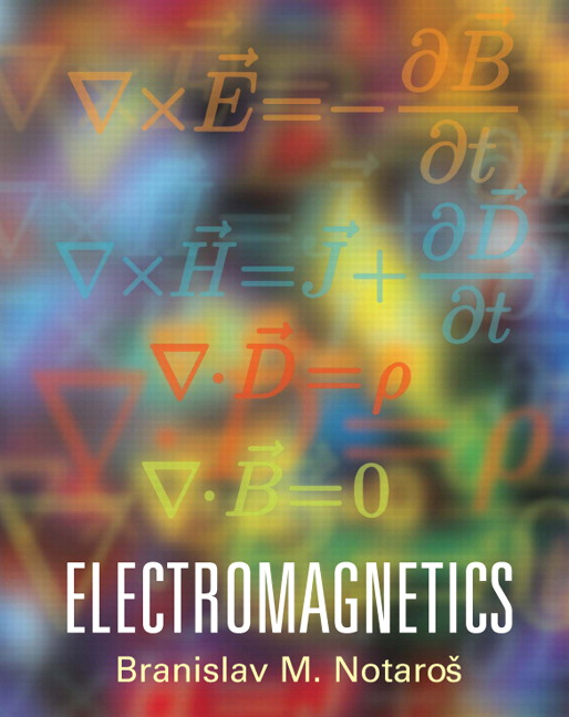 Electromagnetics 1st notaros buy online at pearson pearson 9780132433846 9780132433846 electromagnetics electromagnetics is a thorough text that enables readers to readily grasp em fundamentals develop true fandeluxe Choice Image