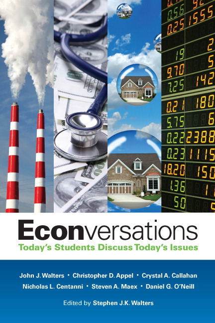 Econversations: Today's Students Discuss Today's Issues