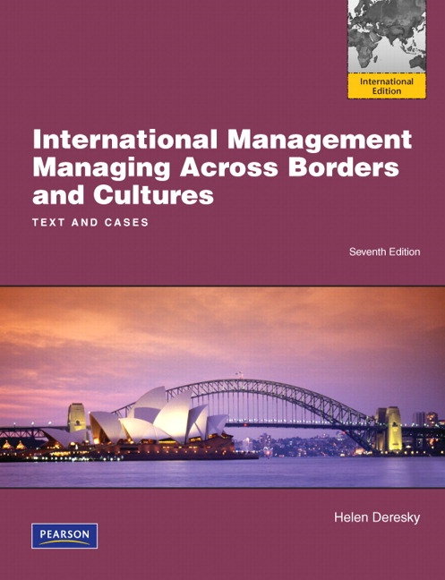 International Management Program Boston University