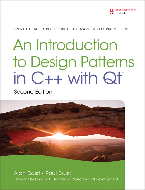 Introduction to Design Patterns in C++ with Qt