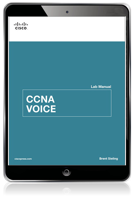 CCNA Voice Lab Manual eBook