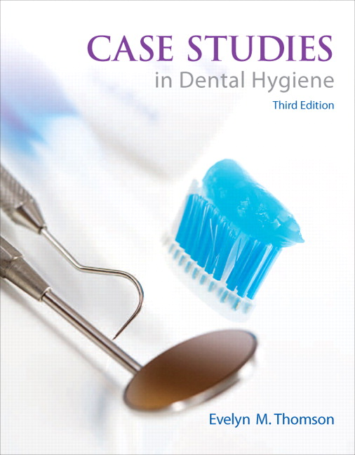 dental hygiene oral pathology case studies Welcome to the premiere issue of oral-b case studies in dental hygiene ms l's oral hygiene practices and techniques were fair to poor she.