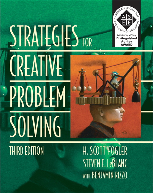 Strategies for Creative Problem Solving - Image