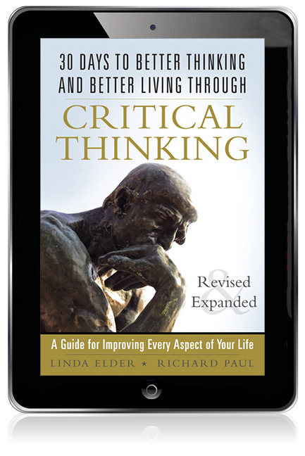 richard paul critical thinking biography Or search in the book database to discover: all books by linda elder and richard paul, ebooks by linda elder and richard paul linda elder - critical thinking.