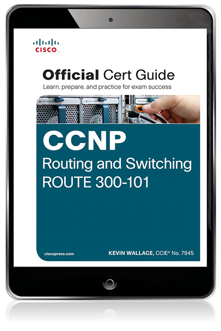 Ccnp routing and switching route 300 101 official cert guide ebook pearson 9780133414271 9780133414271 ccnp routing and switching route 300 101 official cert guide ebook fandeluxe Image collections