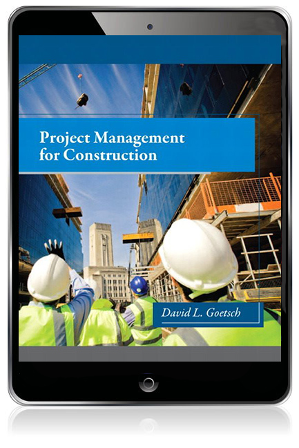 Project Management for Construction eBook - Image
