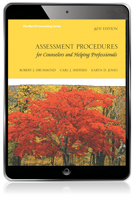 Assessment Procedures for Counselors and Helping Professionals eBook - Image