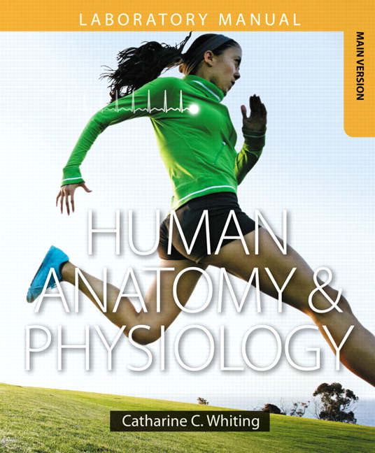 Human Anatomy Physiology Laboratory Manual Making Connections
