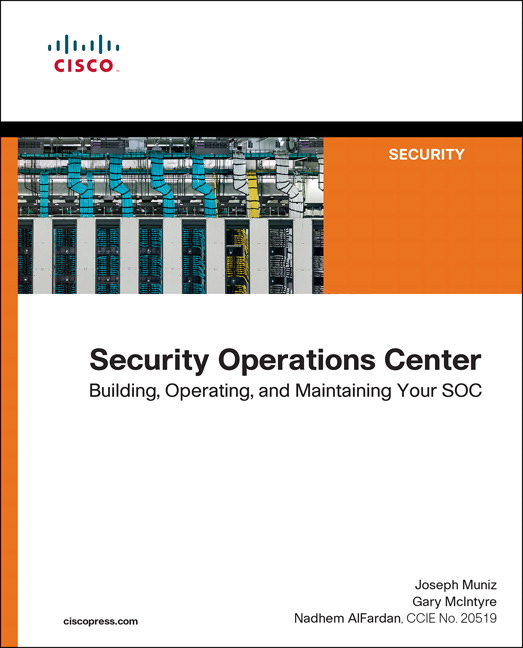 Security operations center building operating and maintaining pearson 9780134052014 9780134052014 security operations center building operating and maintaining your soc fandeluxe Images
