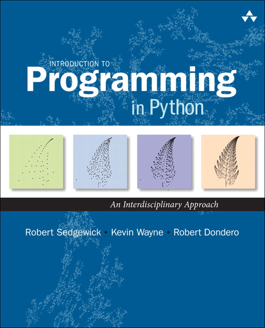 Introduction to programming in python an interdisciplinary approach pearson 9780134076430 9780134076430 introduction to programming in python an interdisciplinary approach fandeluxe Images
