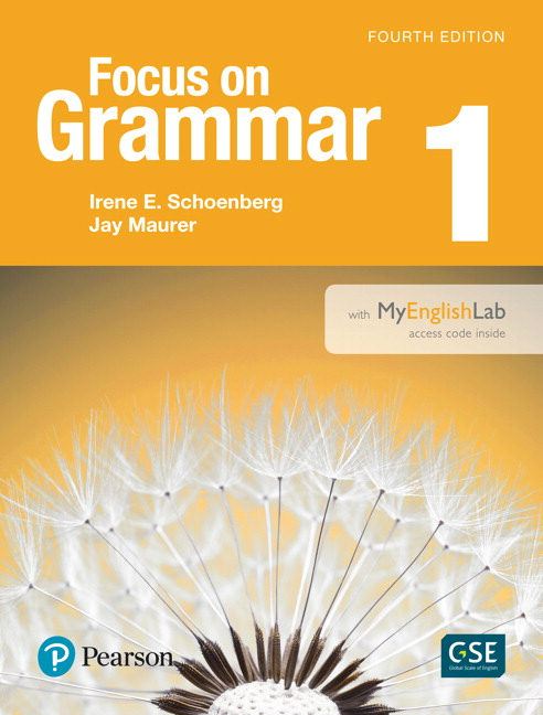 Focus on Grammar 1 Student Book with MyEnglishLab - Image