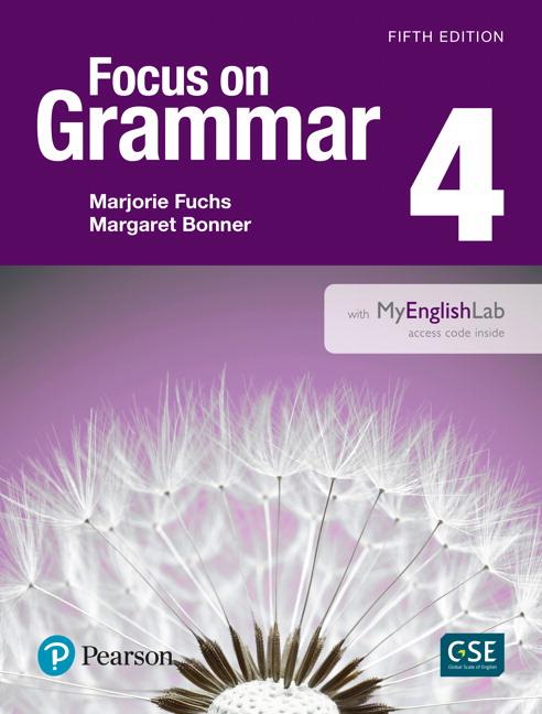 Focus on Grammar 4 Student Book with MyEnglishLab - Image