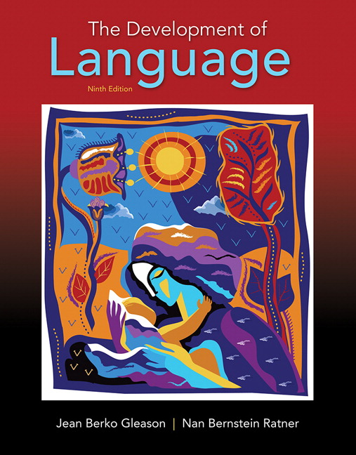 The development of language 9th gleason jean berko ratner nan pearson 9780134161143 9780134161143 the development of language fandeluxe Image collections