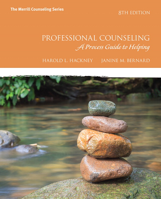 Professional counseling a process guide to helping 8th hackney pearson 9780134165776 9780134165776 professional counseling a process guide to helping fandeluxe Choice Image