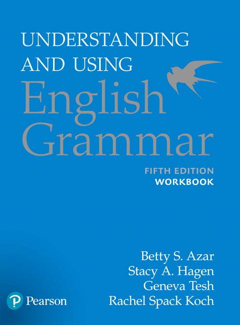 Understanding and Using English Grammar Workbook - Image