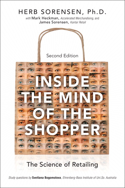 Inside the mind of the shopper the science of retailing 2nd pearson 9780134308920 9780134308920 inside the mind of the shopper the science of retailing fandeluxe Image collections
