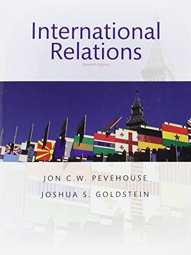International relations 11th pevehouse goldstein buy online at pearson 9780134404769 9780134404769 international relations fandeluxe Images