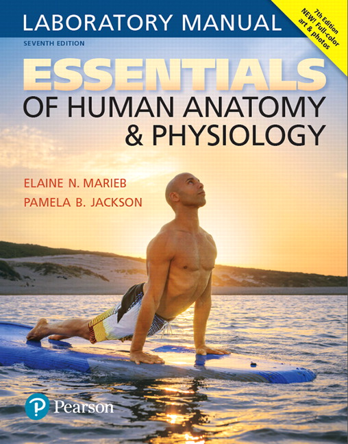 Essentials of Human Anatomy & Physiology Laboratory Manual, 7th ...
