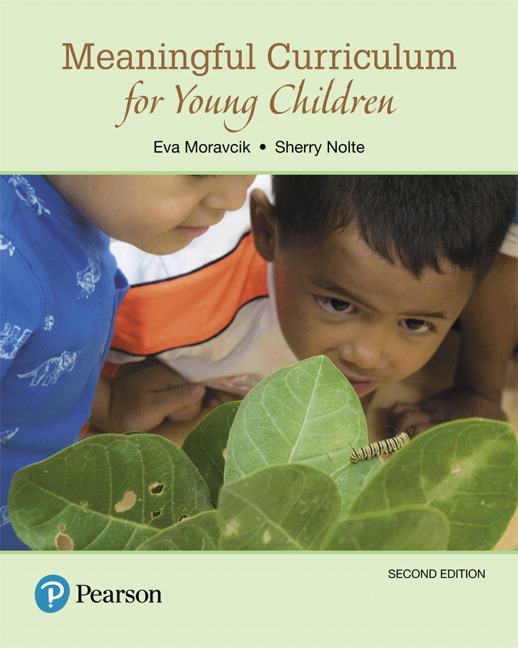 Meaningful Curriculum for Young Children - Image