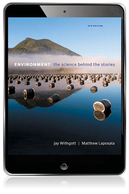 Environment The Science Behind The Stories Ebook 6th Withgott