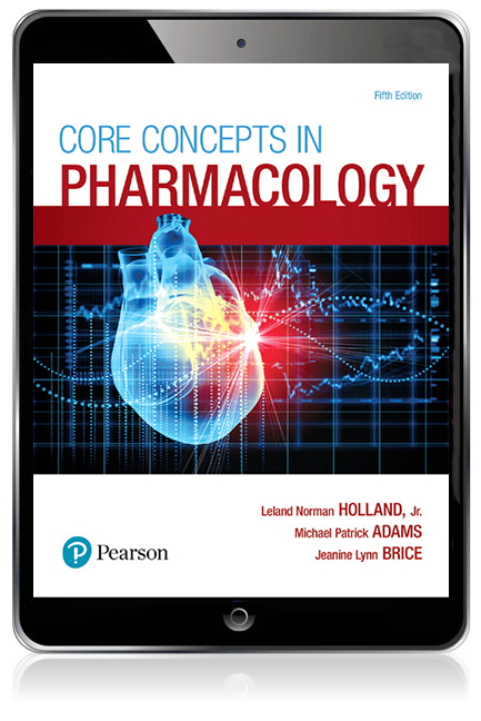 Core Concepts in Pharmacology eBook