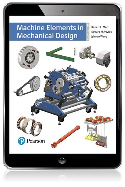 Machine Elements in Mechanical Design eBook