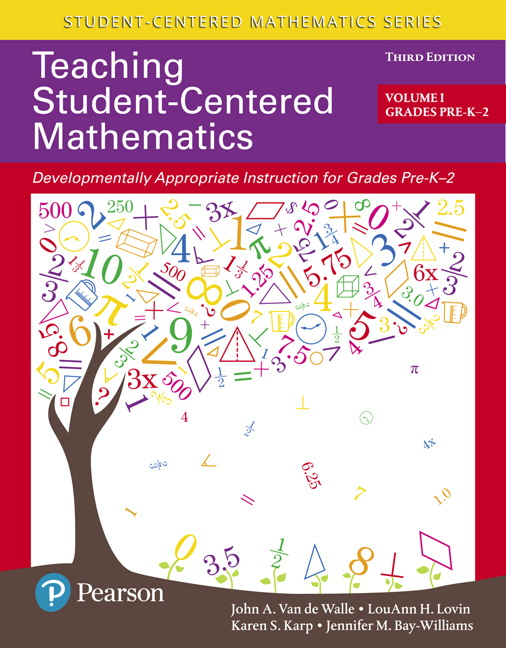 Teaching student centered mathematics developmentally appropriate pearson 9780134556437 9780134556437 teaching student centered mathematics developmentally appropriate instruction for grades pre k 2 volume i fandeluxe Image collections